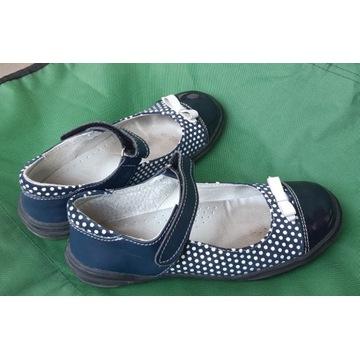 Pantofelki dziewczęce