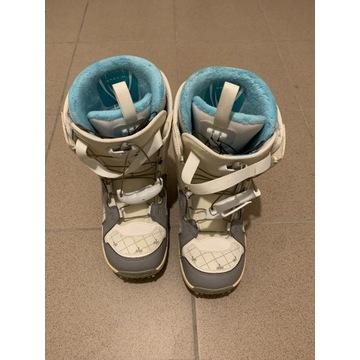 Buty snowboardowe Salomon rozmiar 38
