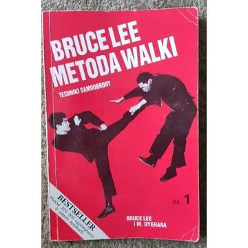 Metoda walki Bruce Lee tom 1
