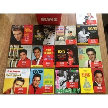 Elvis Presley The King - The Greatest Singles Ever