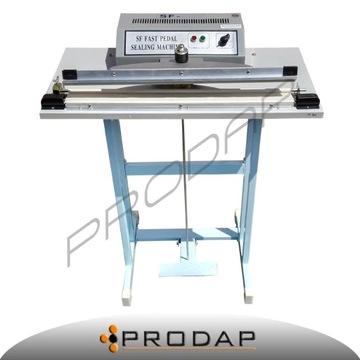 Maszyna do pakowania 30cm nożna do folii worków