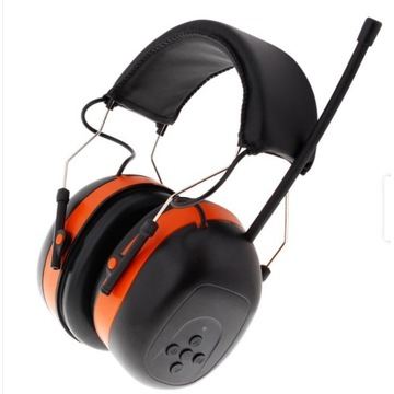 Ochraniacze słuchu z radiem