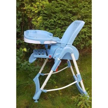 Krzesełko fotelik wielofunkcyjny do karmienia