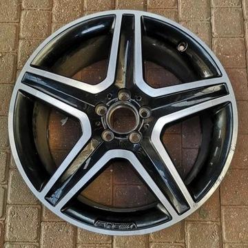 "Felga Mercedes ORYGINALNA GLA 19"" A156401060"