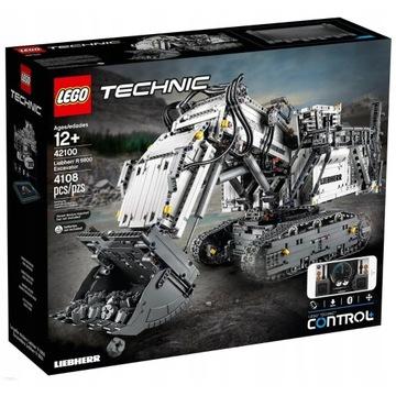 Lego Technic 42100 Koparka Liebherr ***PROMO***