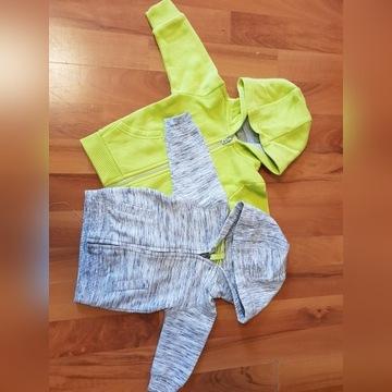 Dwupak bluz rozmiar 62 Reserved i F&F