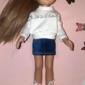 Ubranko dla lalki Paola Reina 32, spódniczka.