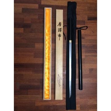 Miecz Zatoichi Hand Forged Sword Black - SW-351B