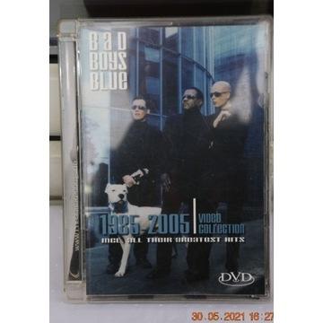 BAD BOYS BLUE VIDEO COLLECTION DVD +BONUS 1LYRICS