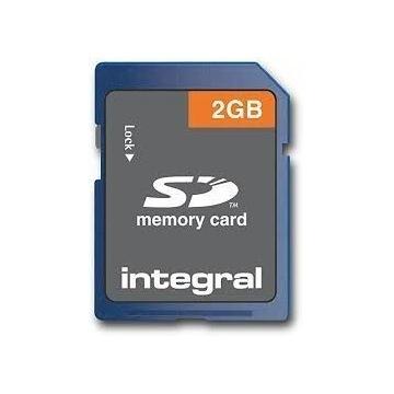 Karta pamięci Integral 2GB
