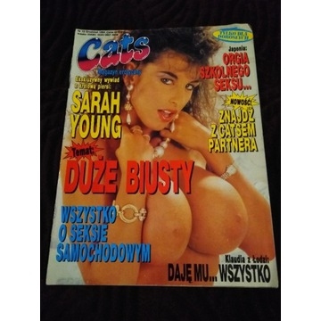 CATS Nr 12 1994 Grudzień - kultowy Magazyn ero!