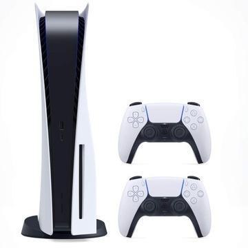 Sony PlayStation 5 BLU-RAY + 2xDualSence PS5