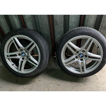 Borbet XRT 18 cali do BMW F30 F31