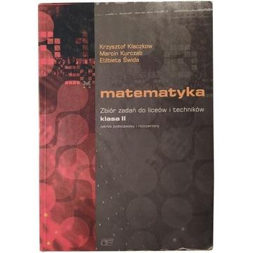 Matematyka klasa 2 zbióz zadań