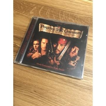 CD Pirates of Carribean