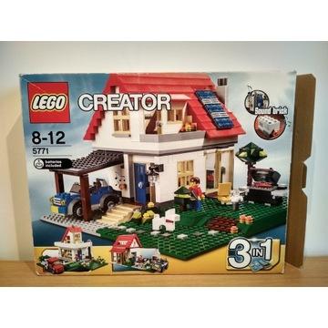 LEGO Creator 5771 Dom na wzgórzu