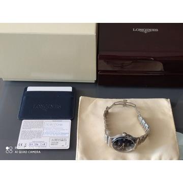 Longines Record Chronometr 38,5 mm.