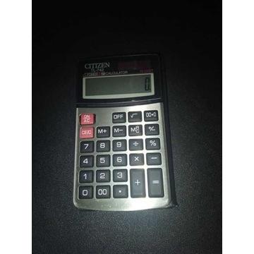 Kalkulator Citizen TL 742
