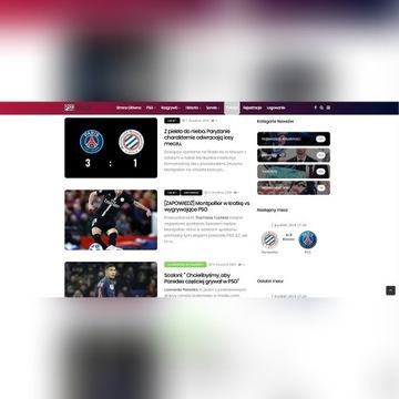 Artykuł reklamowy na dużym serwisie piłkarskim!!!!