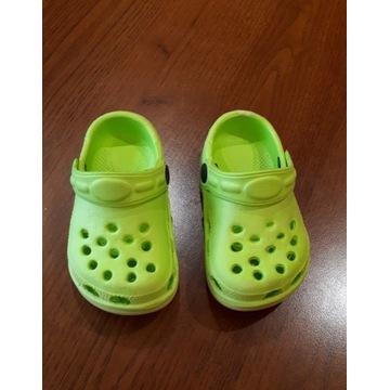 Buty, sandały Crocs w rozm. C6 wkł. 14 cm