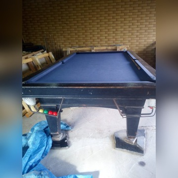 Stół bilardowy/snooker/kompletny