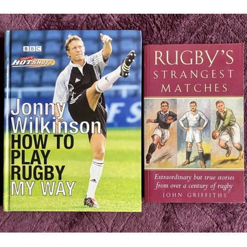 Wilkinson HOW TO PLAY RUGBY & Strangest Matches