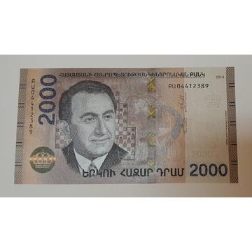 2000 DRAM  - Armenia UNC