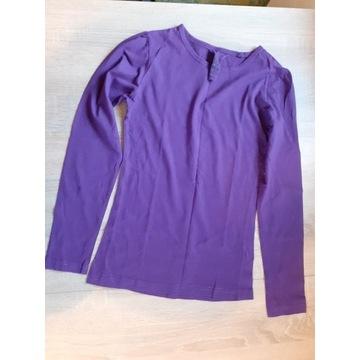 Bluzka ciemnofioletowa C&A rozm. 146-152