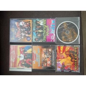 Dschingis Khan - 3 Cd LP + 3 Maxi cd megamix