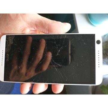 Telefon HTC Desire 626( uszkodzony ekran)