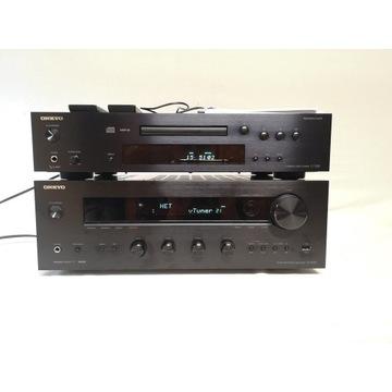 OKAZJA!Onkyo TX-8050+CD Onkyo C-7030+UWF-1 +piloty