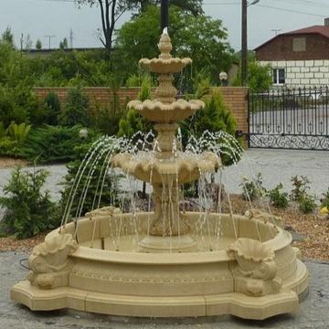 Fontanna ogrodowa Włoska Pompa