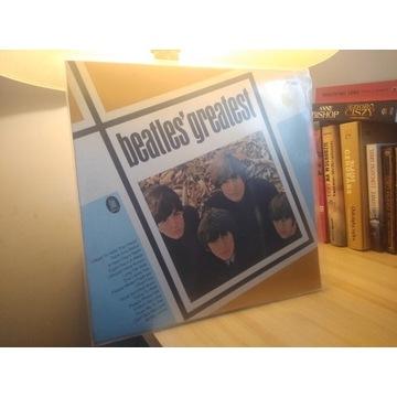 The Beatles Greatest winyl płyta LP