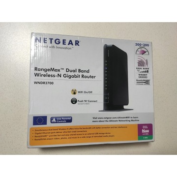 Router Netgear WNDR3700