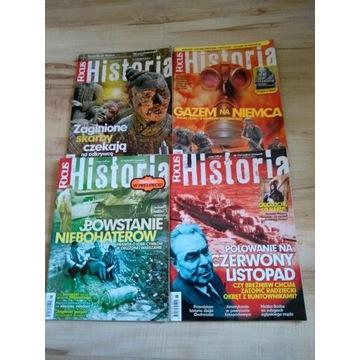 Focus Historia 2014 (4 numery)