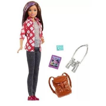 Barbie Lalka DHA Skipper w podróży FWV17