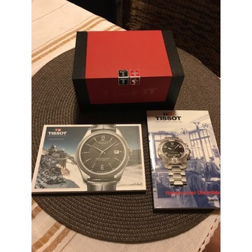Zegarek Tissot cudnie piękny