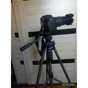 Aparat Nikon d80 + Nikkor AF-S 18-135