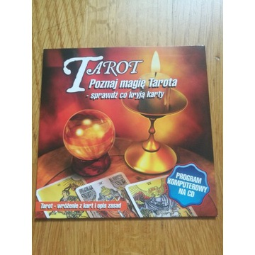 TAROT - program komputerowy na CD