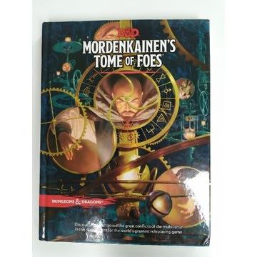 Mordenkainen's tome of foes D&D 5.0