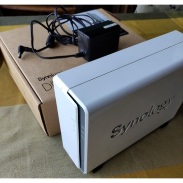 Serwer NAS Synology DS115J + HDD 1T