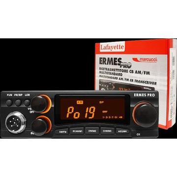 CB Radio Lafayette Ermes Pro + mocna antena