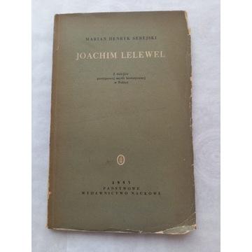 Marian Henryk Serejski - Joachim Lelewel