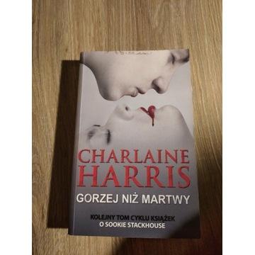 Chariane Harris komplet książek 4 sztuk