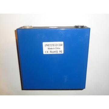 Akumulator Litowy Żelazowy Fosforan120Ah LiFePO4