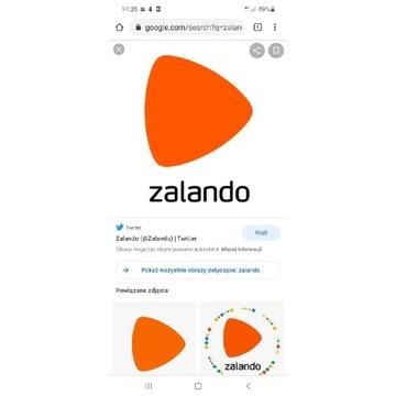 Karta podarunkowa Zalando