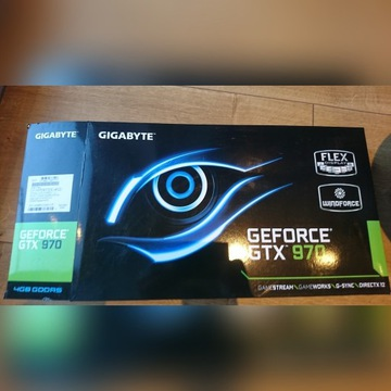 GIGABYTE GEFORCE GTX 970 WINDFORCE OC 4GB GDDR5