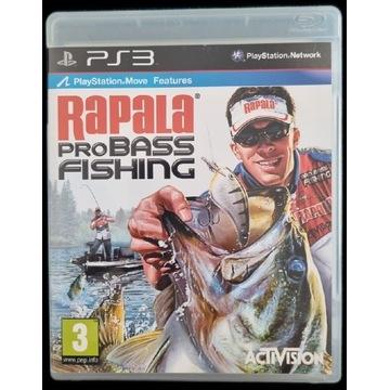 Rapala Pro Bass Fishing Gra PS3
