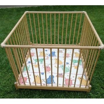 Kojec drewniany Geuther dla dziecka