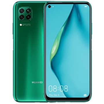 Smartfon HUAWEI P40 Lite Zielony